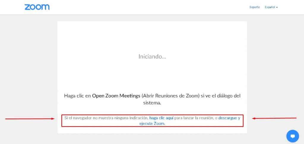 Descargar Zoom gratis para macOs en español.