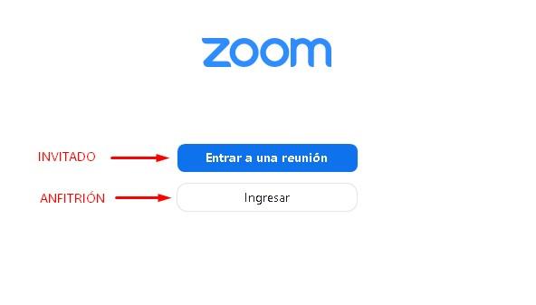 Zoom en español para macOS.