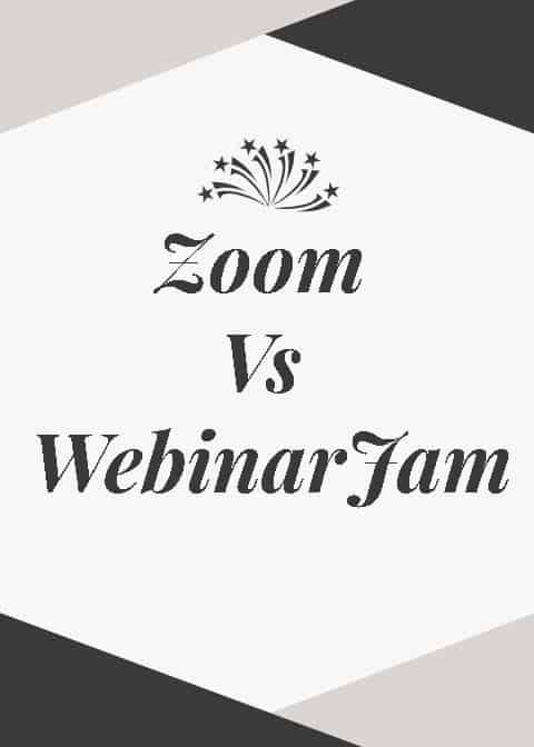Zoom Vs WebinarJam