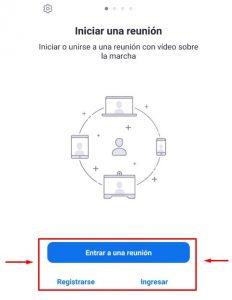 Inicio de sesión en iOS