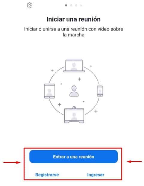 Instalar Zoom gratis en español en Android