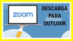 Descargar Outlook para zoom