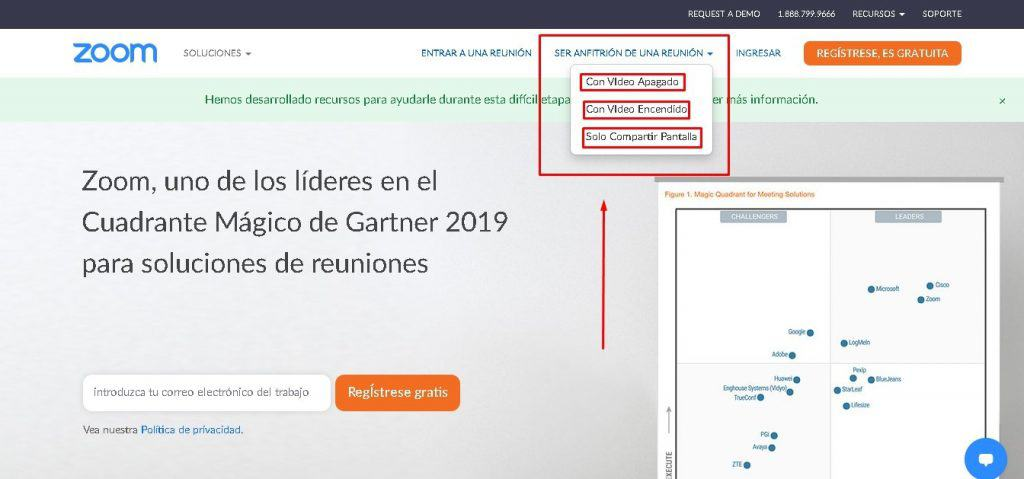 Descargar Zoom gratis para macOs en español